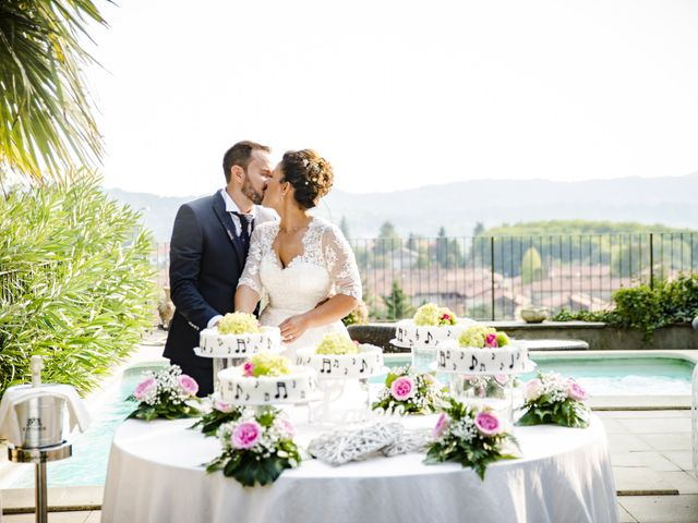 Il matrimonio di Marco e Jaqueline a Roppolo, Biella 28