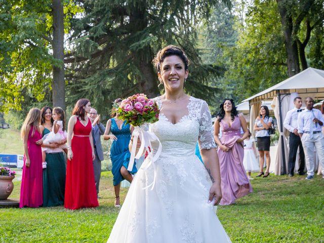 Il matrimonio di Marco e Jaqueline a Roppolo, Biella 30