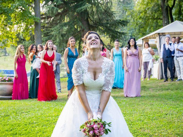 Il matrimonio di Marco e Jaqueline a Roppolo, Biella 31