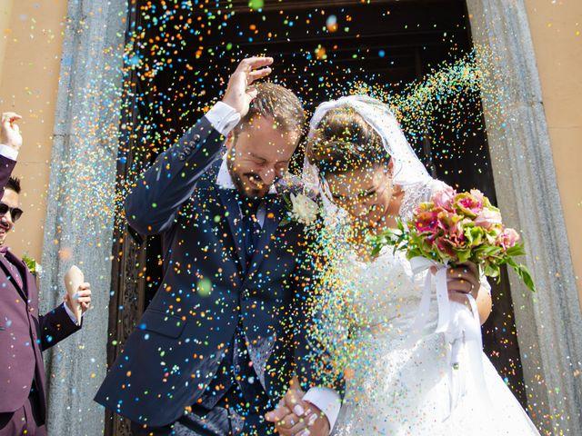 Il matrimonio di Marco e Jaqueline a Roppolo, Biella 33