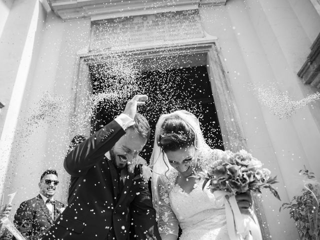 Il matrimonio di Marco e Jaqueline a Roppolo, Biella 34