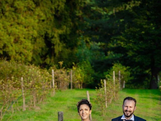 Il matrimonio di Marco e Jaqueline a Roppolo, Biella 46