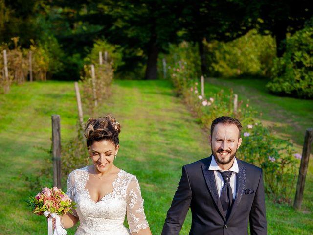 Il matrimonio di Marco e Jaqueline a Roppolo, Biella 47