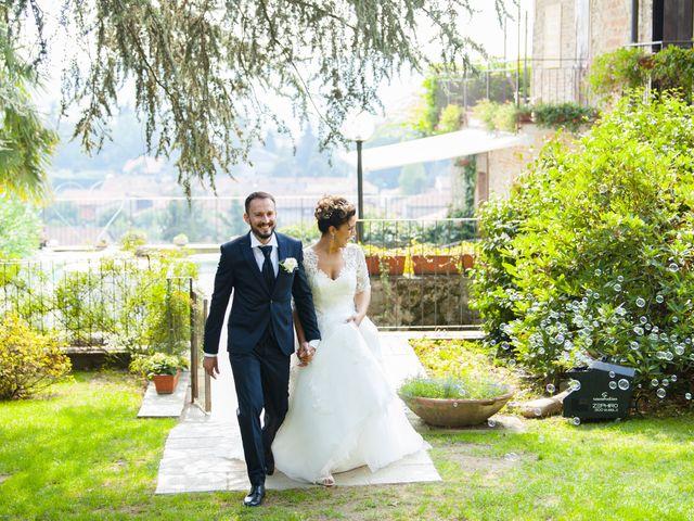 Il matrimonio di Marco e Jaqueline a Roppolo, Biella 49