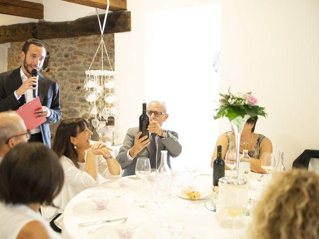 Il matrimonio di Marco e Jaqueline a Roppolo, Biella 50