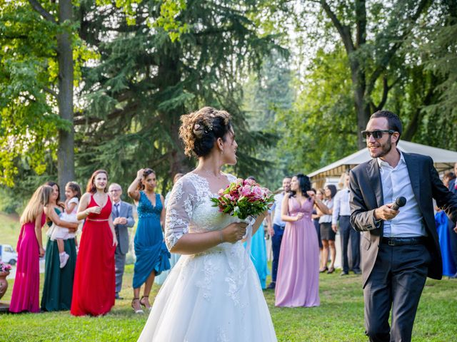 Il matrimonio di Marco e Jaqueline a Roppolo, Biella 54