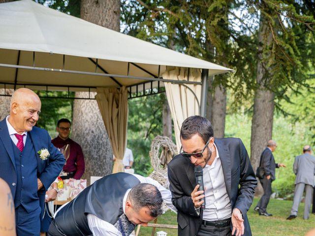 Il matrimonio di Marco e Jaqueline a Roppolo, Biella 55
