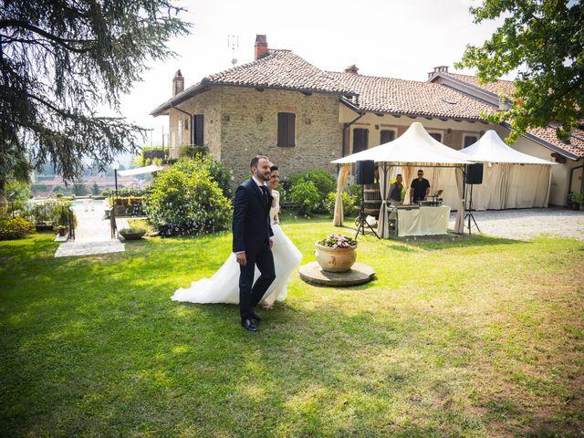 Il matrimonio di Marco e Jaqueline a Roppolo, Biella 56