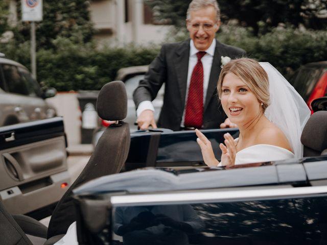 Il matrimonio di Lapo e Marta a Firenze, Firenze 64