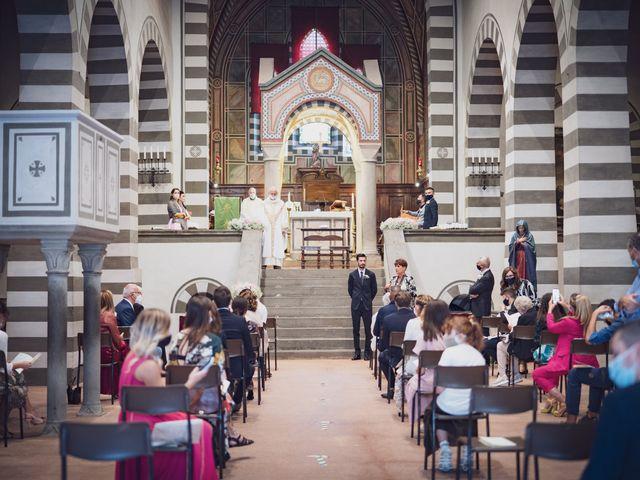 Il matrimonio di Lapo e Marta a Firenze, Firenze 69