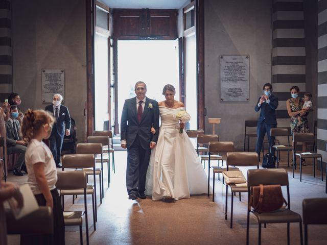 Il matrimonio di Lapo e Marta a Firenze, Firenze 72