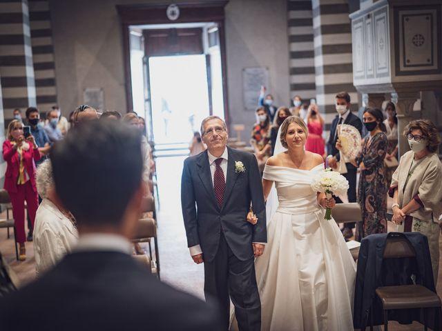 Il matrimonio di Lapo e Marta a Firenze, Firenze 73