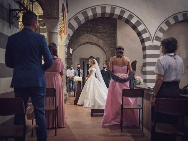 Il matrimonio di Lapo e Marta a Firenze, Firenze 76
