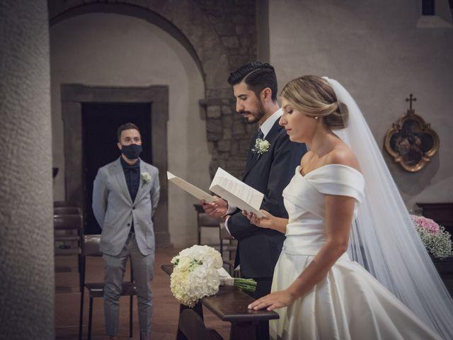 Il matrimonio di Lapo e Marta a Firenze, Firenze 77