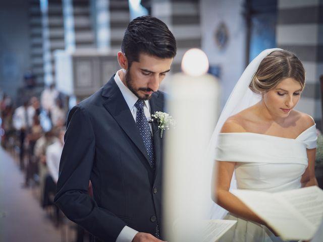 Il matrimonio di Lapo e Marta a Firenze, Firenze 79