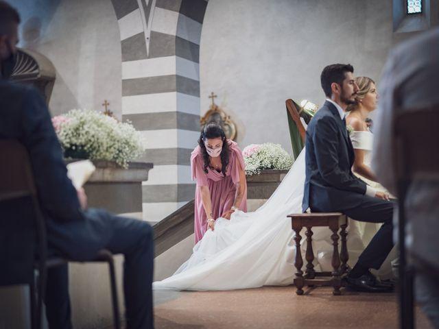 Il matrimonio di Lapo e Marta a Firenze, Firenze 84
