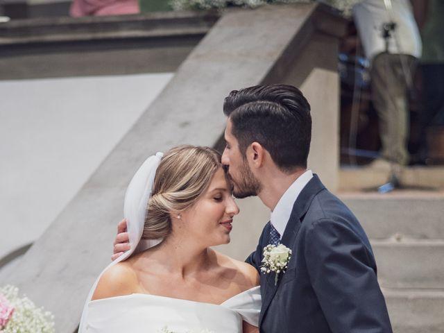 Il matrimonio di Lapo e Marta a Firenze, Firenze 86