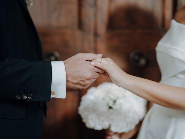 Il matrimonio di Lapo e Marta a Firenze, Firenze 91