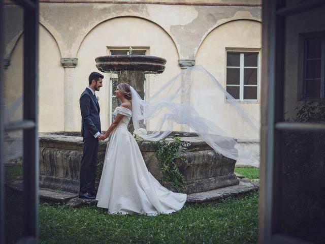 Il matrimonio di Lapo e Marta a Firenze, Firenze 99