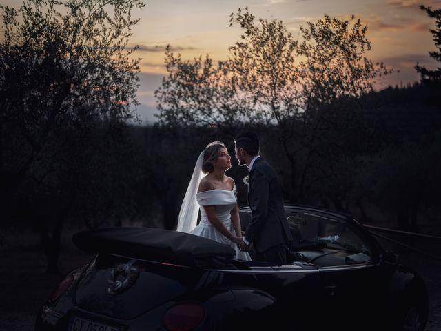 Il matrimonio di Lapo e Marta a Firenze, Firenze 102