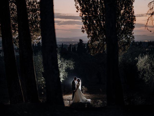 Il matrimonio di Lapo e Marta a Firenze, Firenze 103