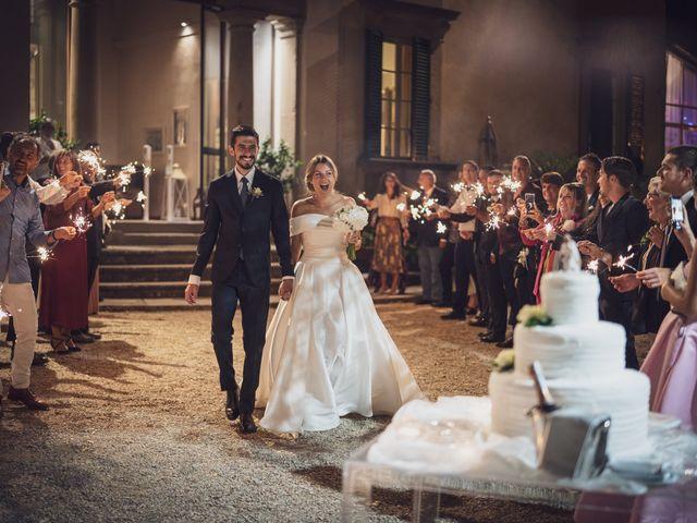 Le nozze di Marta e Lapo