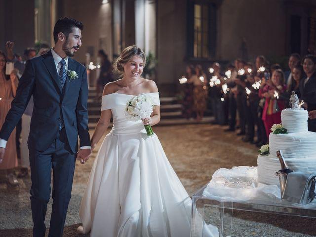 Il matrimonio di Lapo e Marta a Firenze, Firenze 117