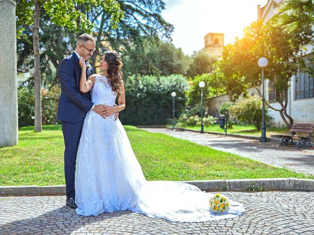 Il matrimonio di Mariateresa e Emiddio a Sorrento, Napoli 21