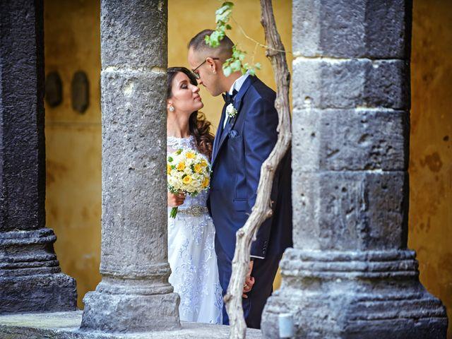 Il matrimonio di Mariateresa e Emiddio a Sorrento, Napoli 24