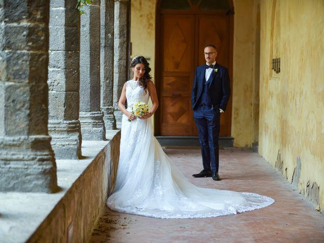 Il matrimonio di Mariateresa e Emiddio a Sorrento, Napoli 25
