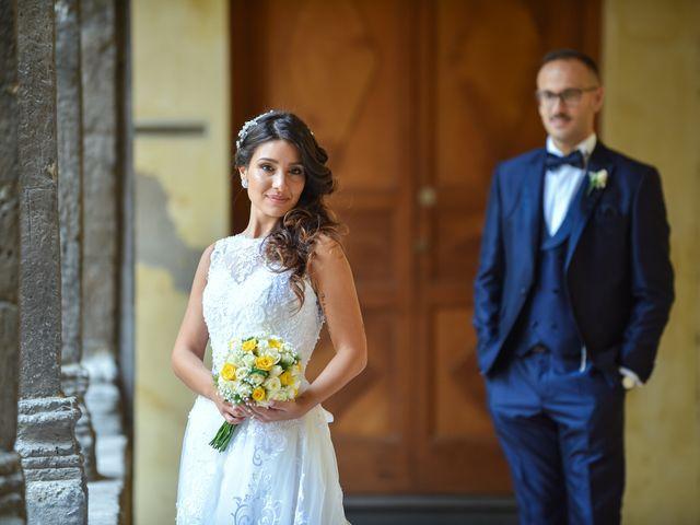 Il matrimonio di Mariateresa e Emiddio a Sorrento, Napoli 26