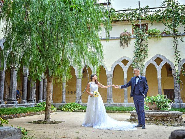 Il matrimonio di Mariateresa e Emiddio a Sorrento, Napoli 28