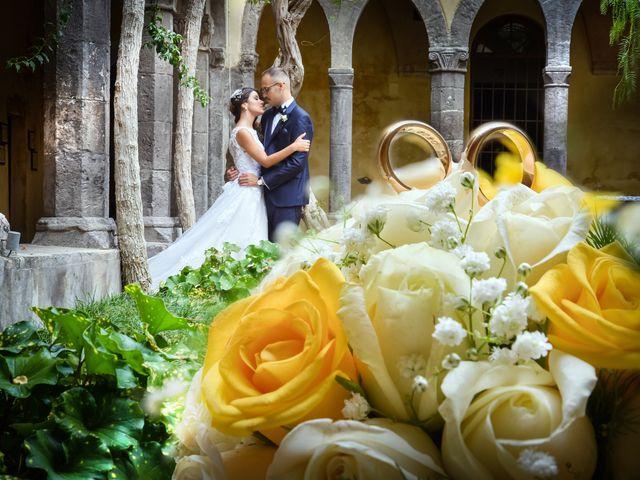 Il matrimonio di Mariateresa e Emiddio a Sorrento, Napoli 29