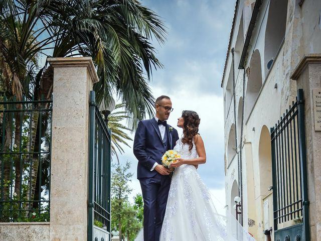 Il matrimonio di Mariateresa e Emiddio a Sorrento, Napoli 31