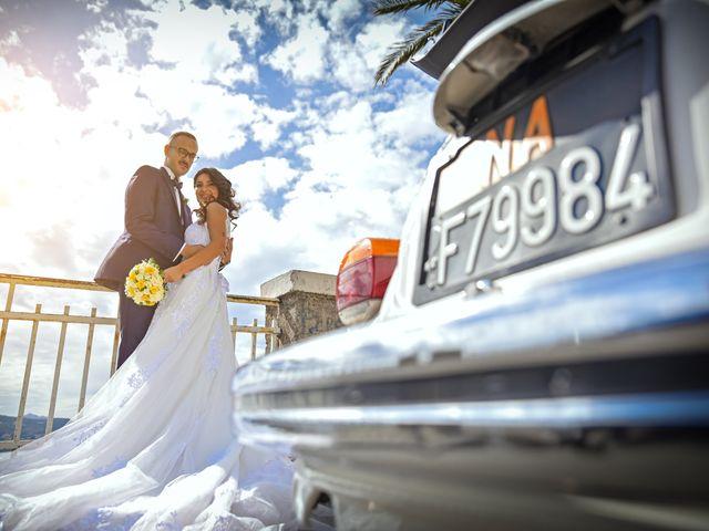 Il matrimonio di Mariateresa e Emiddio a Sorrento, Napoli 32