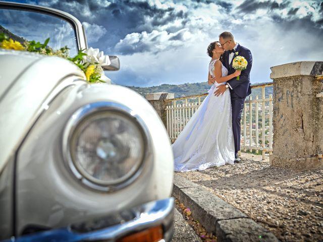 Il matrimonio di Mariateresa e Emiddio a Sorrento, Napoli 33