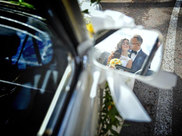 Il matrimonio di Mariateresa e Emiddio a Sorrento, Napoli 34