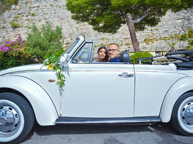 Il matrimonio di Mariateresa e Emiddio a Sorrento, Napoli 38