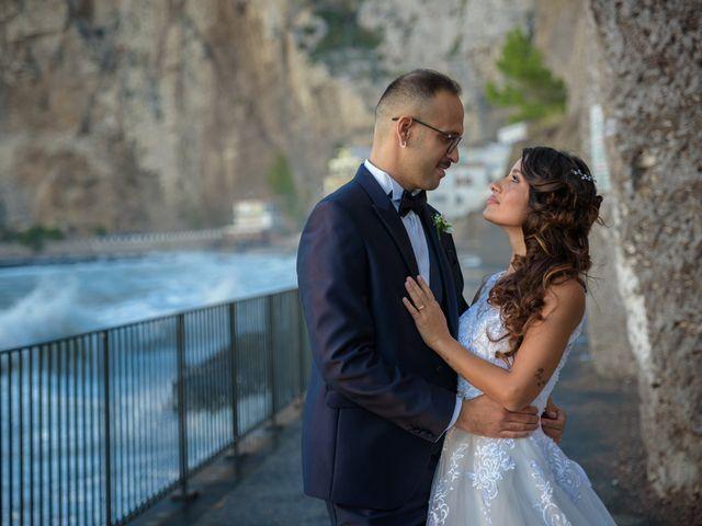 Il matrimonio di Mariateresa e Emiddio a Sorrento, Napoli 39