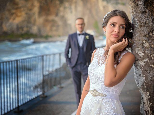 Il matrimonio di Mariateresa e Emiddio a Sorrento, Napoli 42