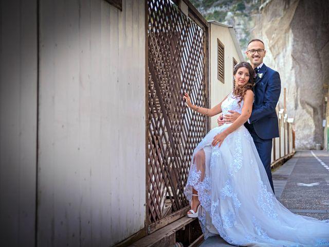 Il matrimonio di Mariateresa e Emiddio a Sorrento, Napoli 43