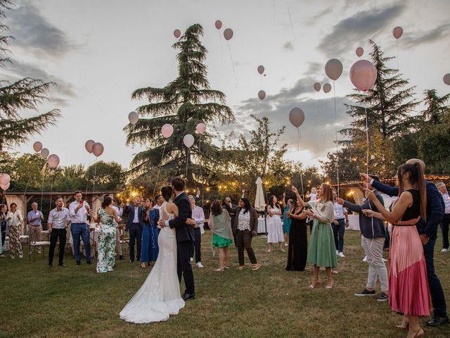 Le nozze di Linda e Sergio