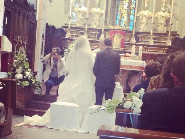 Il matrimonio di Mara e Fabio a Marcallo con Casone, Milano 3