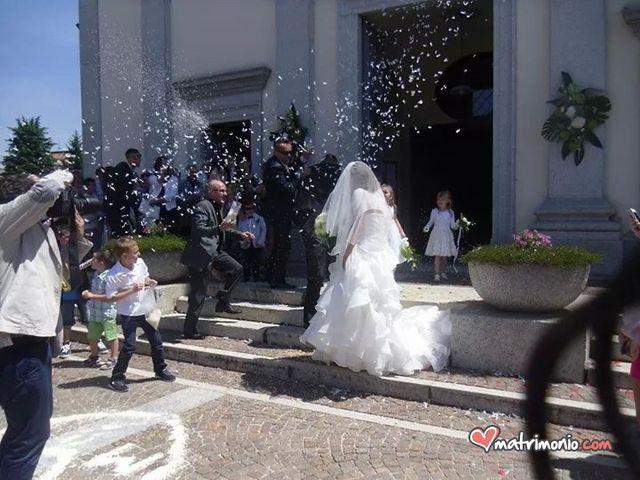 Il matrimonio di Mara e Fabio a Marcallo con Casone, Milano 4