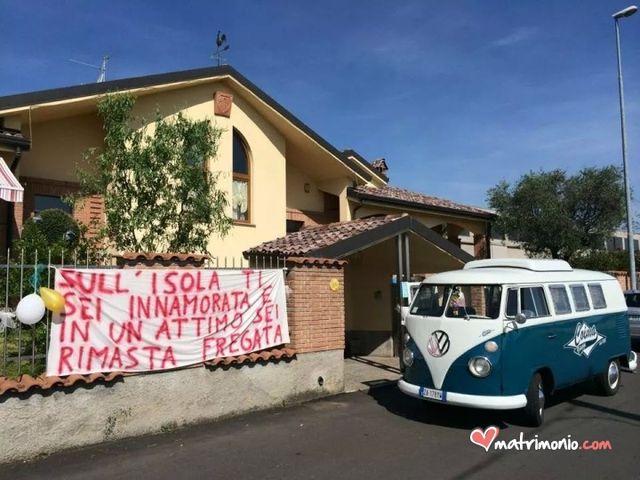 Il matrimonio di Mara e Fabio a Marcallo con Casone, Milano 6