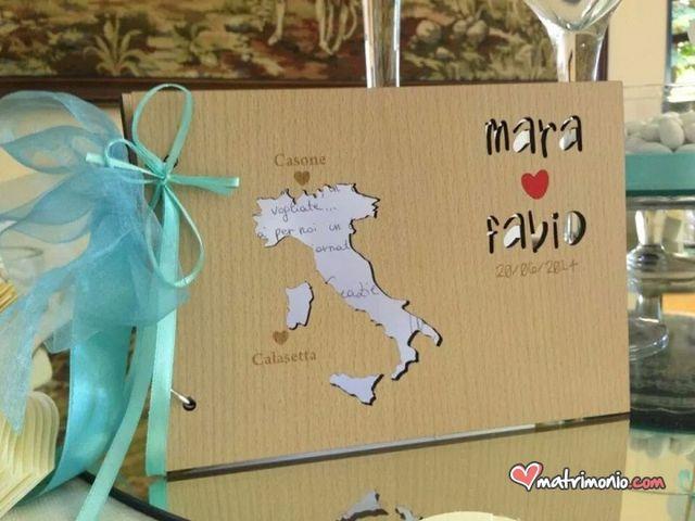 Il matrimonio di Mara e Fabio a Marcallo con Casone, Milano 10