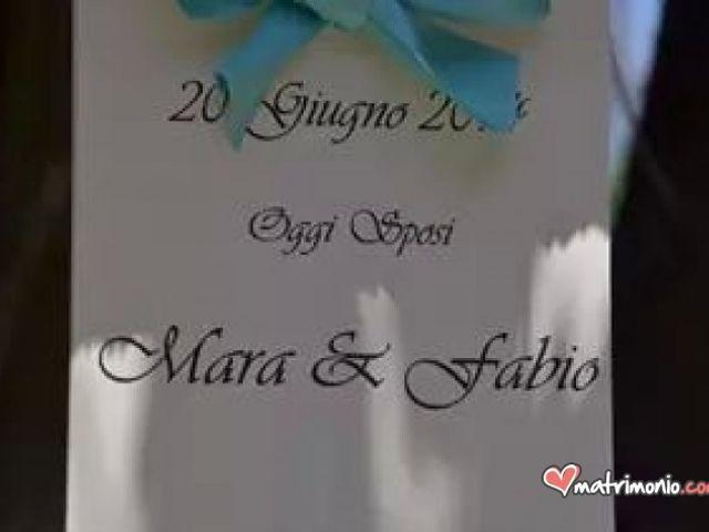 Il matrimonio di Mara e Fabio a Marcallo con Casone, Milano 12