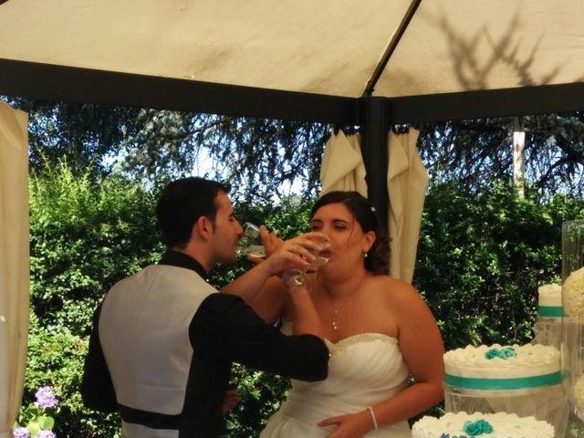 Il matrimonio di Mara e Fabio a Marcallo con Casone, Milano 14