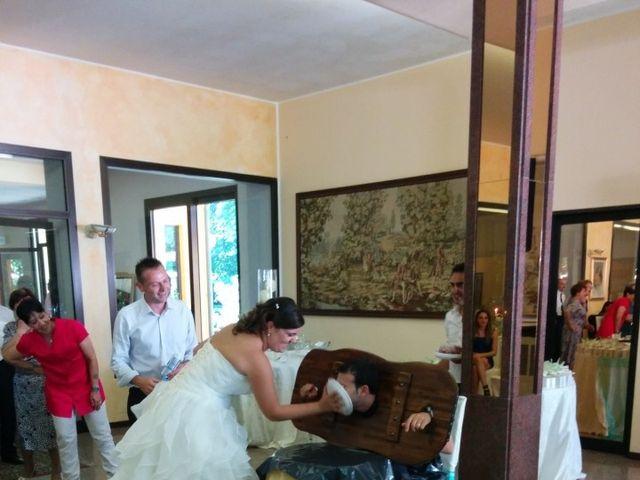 Il matrimonio di Mara e Fabio a Marcallo con Casone, Milano 15