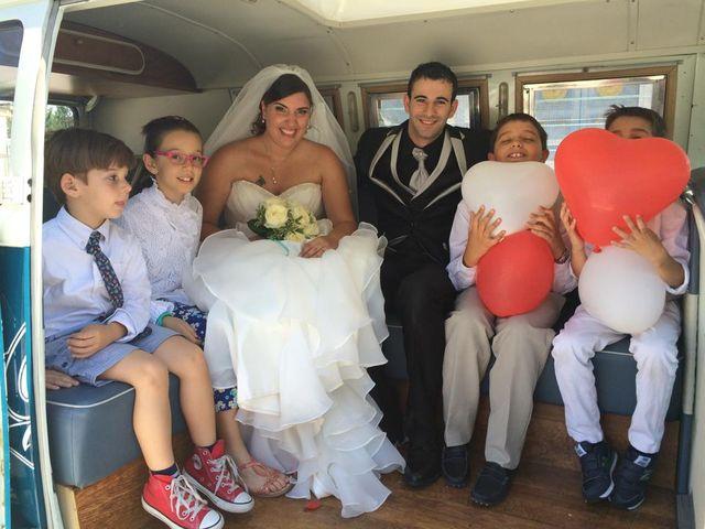Il matrimonio di Mara e Fabio a Marcallo con Casone, Milano 18
